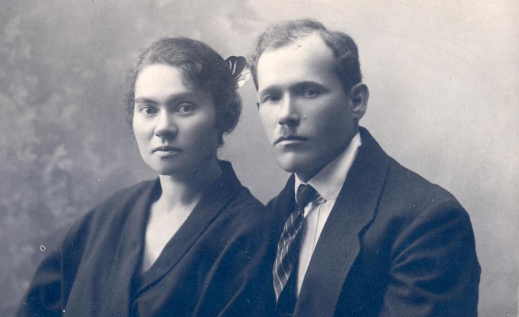 Самуил и Мария Нахмансон